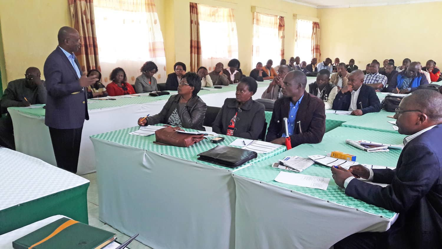 Capacity Building Kilimo Trust