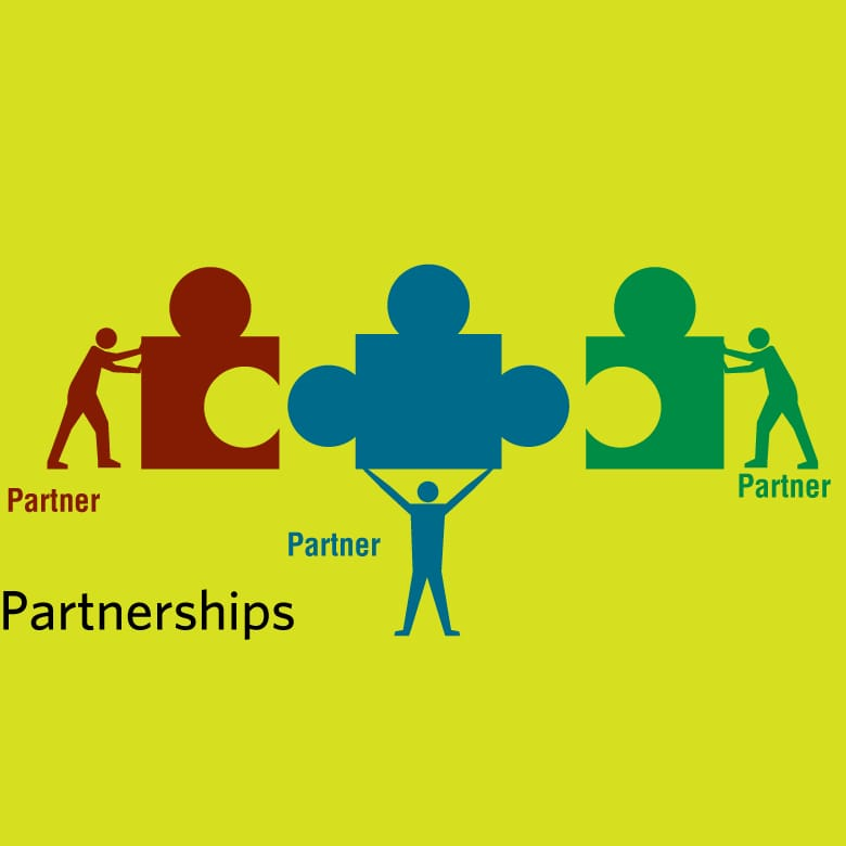 Partnership small