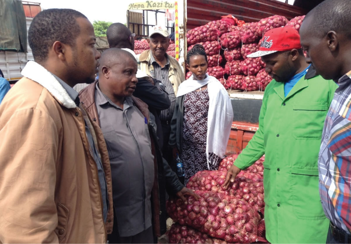 Regional East African Community Trade in Staples (REACTS-I) Project – Phase 1