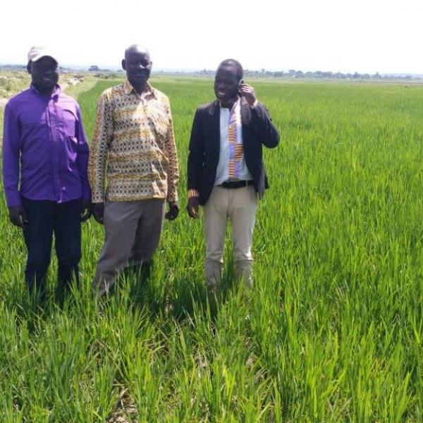 Reduce-Reuse-Recycle Rice Initiative for Climate Smart Agriculture (R4iCSA)